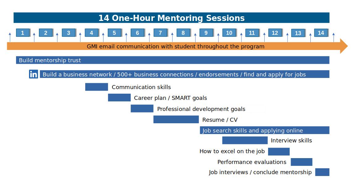 The GMI Mentorship Path