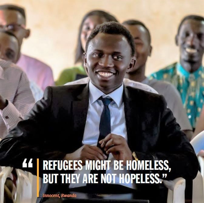 GMI Student - Refugees