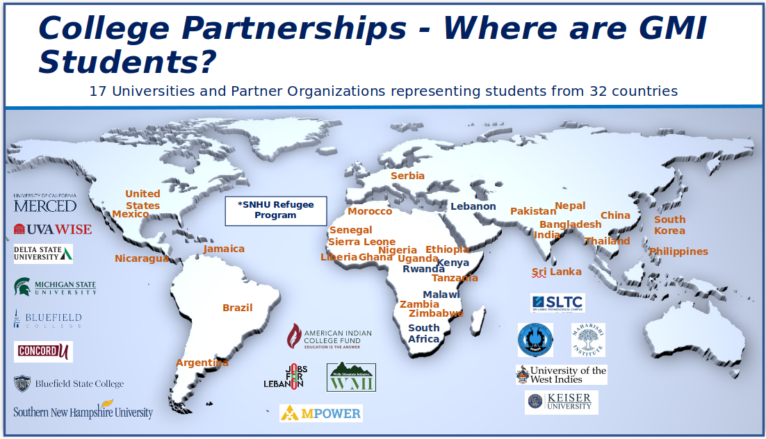 College Partnerships